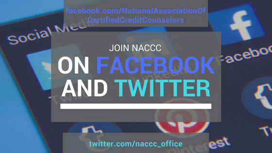 Join NACCC on social media