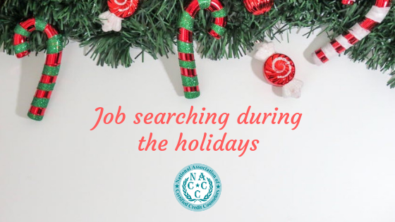 How to Keep Job Searching During the Holidays
